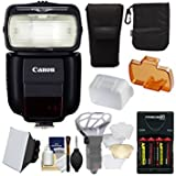 Best Canon Flashes - Canon Speedlite 430EX II Flash with Softbox + Review