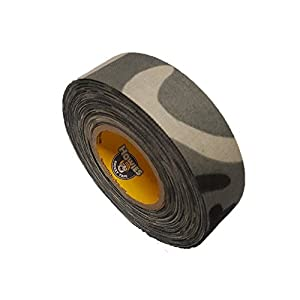 Schlägertape Profi Cloth Hockey Tape 25mm f. Eishockey Winter camo, 18 m