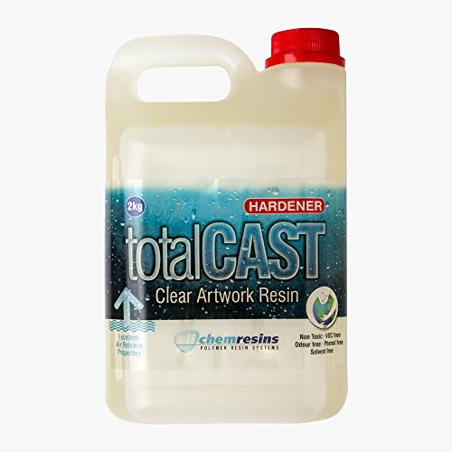 Cheap Art resin Clear resin kit totalCAST resin for paintings – incl. hardener and free mixer. Online