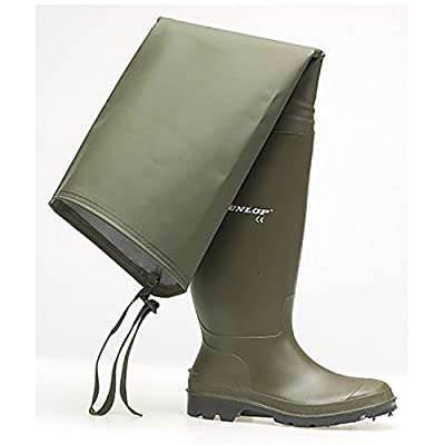 Dunlop Protective Pricemaster Thigh Fishing Wader from Dunlop