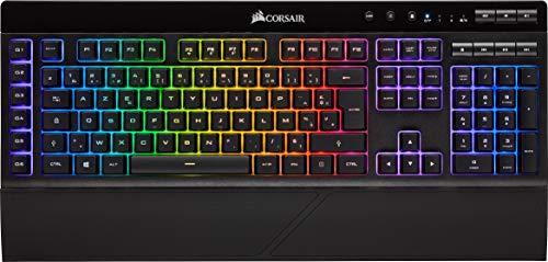 Corsair K57 RGB Wireless Clavier Gaming - Noir