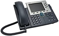 CP-7965G Cisco IP-Phone 7965G 2 Piece Phone ( Hands Free Functionality, System Phone, ...