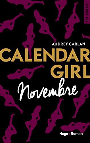 Calendar Girl - Novembre (New romance) Pdf - ePub - Audiolivre Telecharger