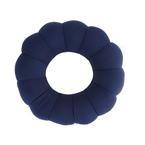 Anself 1Pc massaggio del collo prugna Fiore Cuscino Incredibile versatile Comfort cuscino della Bolster Distorsione (Massaggio Del Collo Cuscino)