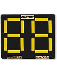 GIMER 10/008, Tabelle Unisex–Erwachsene, Blau, 44x 38x 2cm
