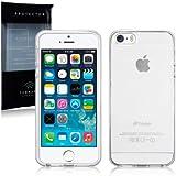 iPhone 5S TPU Gel Skin / Case / Cover - Clear