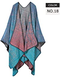 Hiwill des Foulards Femmes écharpe Pashmina Cachemire Ponchos et Capes de  première qua 7dbde44d4a0