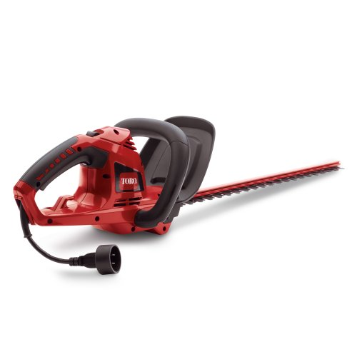 NEW & SEALED! Toro 51490 Corded 22-Inch Hedge Trimmer with Dual-Action Blades