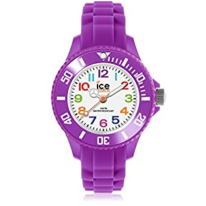 Ice-Watch Kinder-Armbanduhr Ice-Mini lila MN.PE.M.S.12