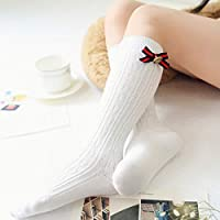 Wzbb Calcetines Calcetines Calcetines De Los Niños De Otoño Invierno Calcetines De Niñas Calcetines De Algodón Puro De Algodón