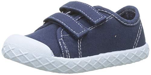 Chicco Cambridge, Zapatillas de Gimnasia para Bebés, Azul (Blu/800 800), 27 EU