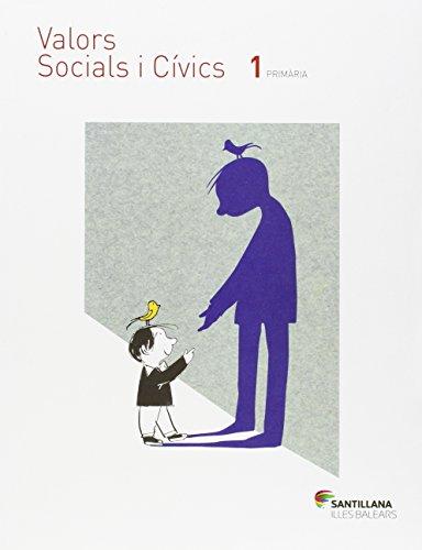 VALORS SOCIALS I CIVICS 1 PRIMARIA - 9788468091723