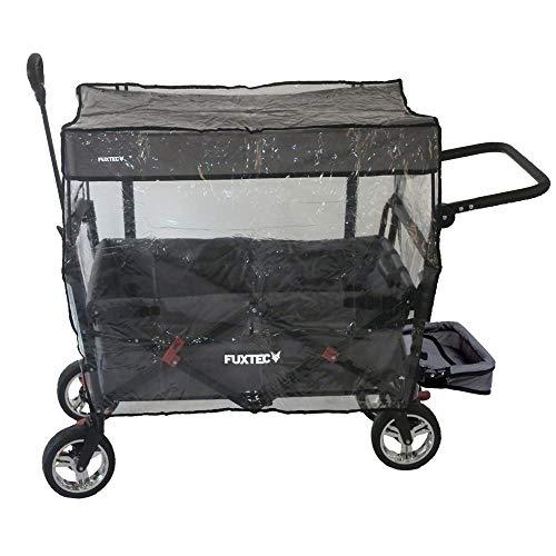 Fuxtec Regenschutzhülle Bollerwagen CT-800