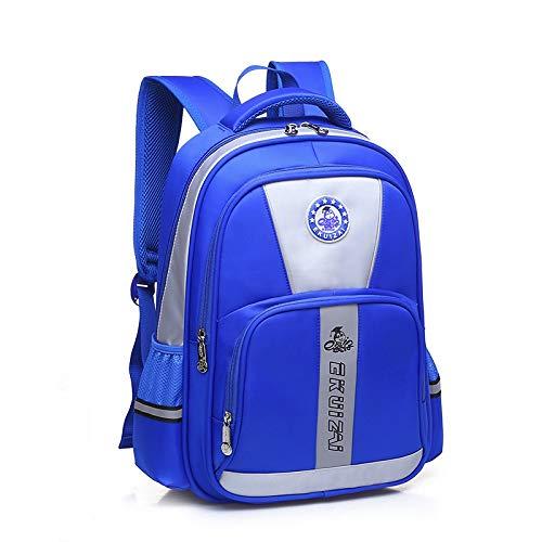 ZFLL Schultasche KinderSchultasche Jungenrucksack ModeSchultascheSchulrucksackwasserdichte Kindertasche Für Ihre Kinder in Schultaschen von Luggage & Bags (Lila Rucksack Von Under Armour)