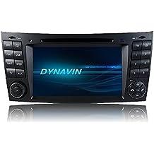Dynavin DVN-MBE N6 Navigationsgerät inkl. Navigationssoftware