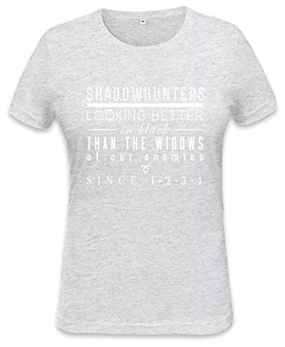 The Mortal Instruments Shadowhunters Womens T-shirt XX-Large