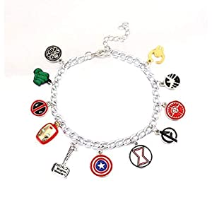 Armband Marvel's The Avengers, Marvel,Marvel heroes, Schmuck