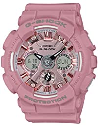 Casio Baby-g Analog-Digital Pink Dial Women's Watch-GMA-S120DP-4ADR (BX134)
