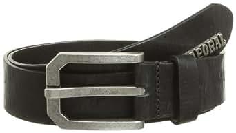 Kaporal - Ceinture - Uni - Homme - Noir - FR: 90 cm (Taille fabricant: 90)