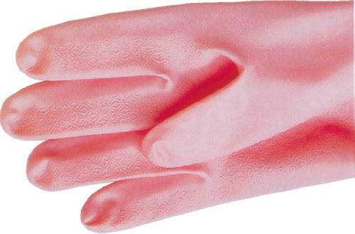 Lady's Hand Gants en PVC Moyen Modèle