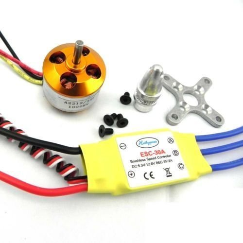 lhi-a2212-1000kv-brushless-motor-30a-esc-fur-multicopter-450-x525-quadcopter