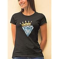 The Diamond Queen T-Shirt for Women