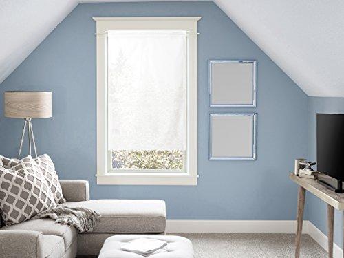 Soleil d'ocre Panama Brise Bise en Coton 45x90 cm Panama Coton Blanc 45 x 90 cm