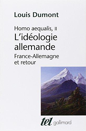 Homo aequalis, II:L'idéologie a...