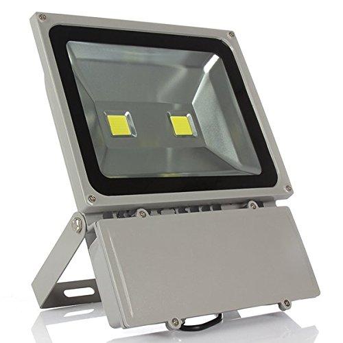 wer LED Flutlicht im Freien wasserdichtes IP65 Scheinwerfer AC85-265V (100w Led Im Freien)