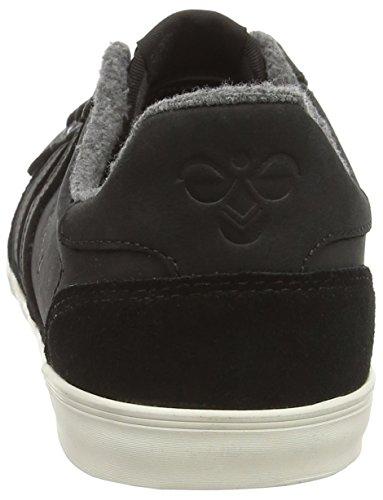 Hummel Slimmer Stadil Oiled Lo, Sneakers, Unisex Nero (black 2001)