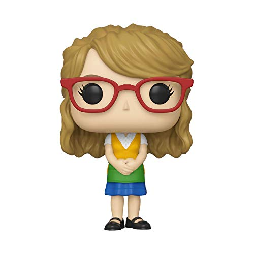 Funko- Figurines Pop Vinyl: Television: Big Bang Theory S2: Bernadette Collectible Figure, 38585, Multi