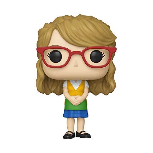 Funko 38585 POP! Vinyl: Big Bang Theory S2: Bernadette Sammelbares Spielzeug, Mehrfarben (Bang Bang Pops)