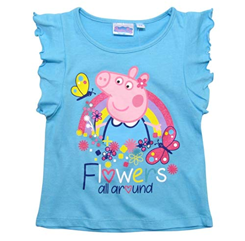 Other Gentle T-shirt E Pantaloncino Peppa Pig Bambina Taglia 6 Anni Quality First