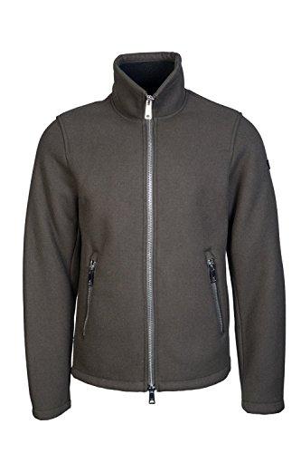 Armani Jeans Herren Jacke Blouson Jacket Grün