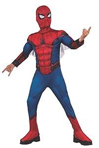 Rubies Disfraz de Spider-Man Lejos de casa Oficial de Marvel, Spiderman para niños