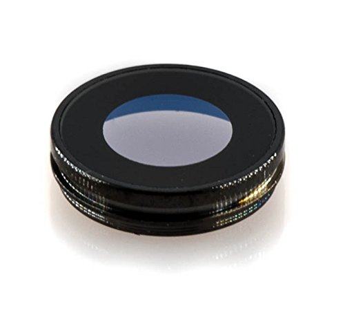 ICONIGON Apple iPhone 7 Kamera-Linse Camera Lens Schutz-Glas Protective Glass inkl. Metall-Rahmen Metal-Configuration