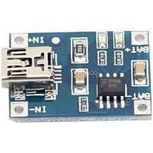 JMT®1A litio batería carga módulo interfaz Micro USB