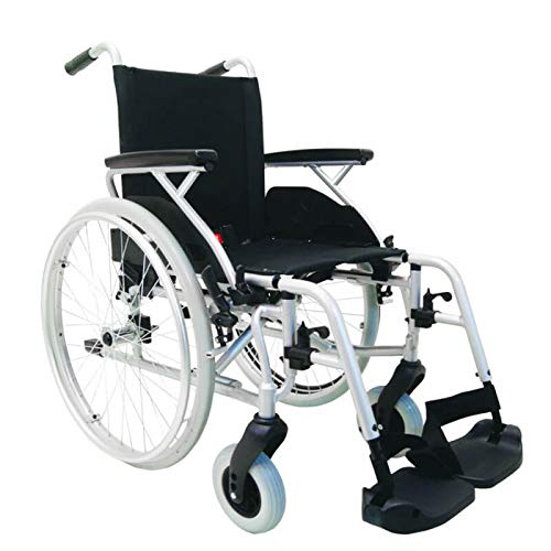 Drive Medical Leichtgewichtrollstuhl Litec 39 cm (Medical Rollstuhl)