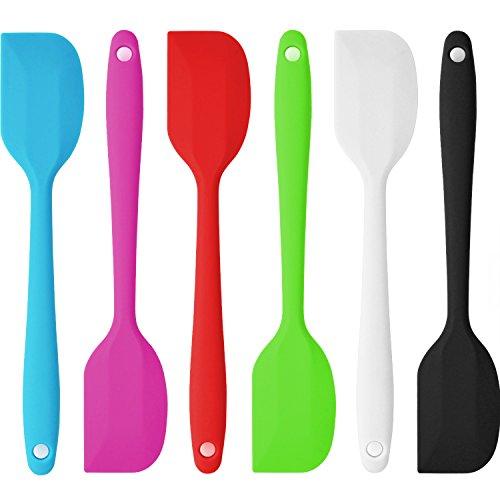Espátula de silicona de colores