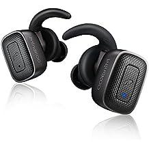 MindKoo Auriculares Inalámbricos - {Versión mejorada de XIT} - M-5 True Mini
