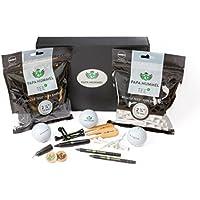 Premium Golf Kit & Gift Set by Papa Hummel
