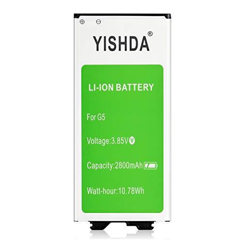 00mAh Li-Ion Ersatz BL-42D1F Akku für LG G5 US992, Verizon VS987, AT&T H820, T-Mobile H830, Spring LS992, H850, H858, LG G5 ()
