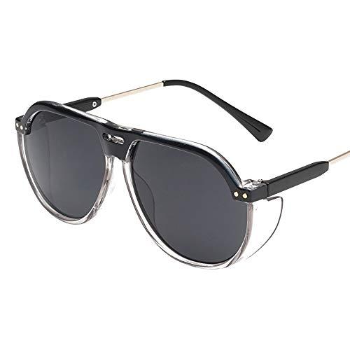 PinkLu GläSer Damen Retro-Stil Sonnenbrillen Schatten Sonnencreme Neues Design Beliebt Mode Temperament Sommer Neuer HeißEr Verkauf Schwarze Blaue Rote Gelbe GläSer