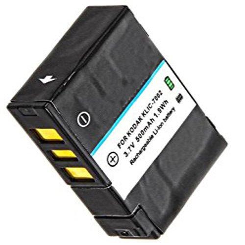 Amsahr Digital Replacement Camera and Camcorder Battery for Kodak KLIC7002, EasyShare V530