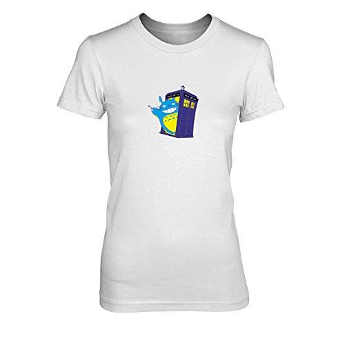 Neighbour Box - Damen T-Shirt, Größe: XL, Farbe: -