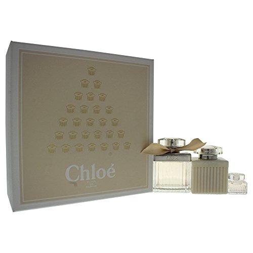 Chloe Fleur de Parfum Set de Regalo - 3 Piezas
