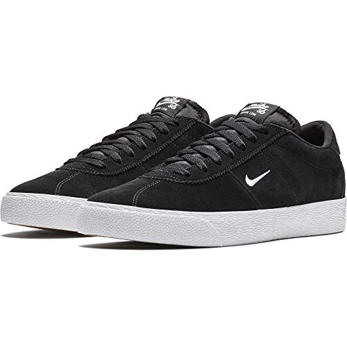 Bruin Sb (Nike Herren Sb Zoom Bruin Fitnessschuhe Schwarz (Black/White/Gum Light Brown 001) 45.5 EU)