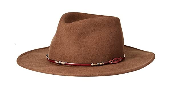 Buy Stetson Men s Wildwood Acorn Crushable Wool Felt Hat - Swwdwd-813208  Cordova Online at Low Prices in India - Amazon.in 4e3b1feaa918