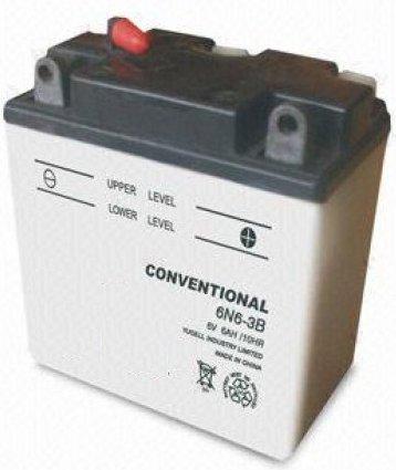 TOPCAR Batterie Auto 12V 50Ah 420ATop Car N/°2