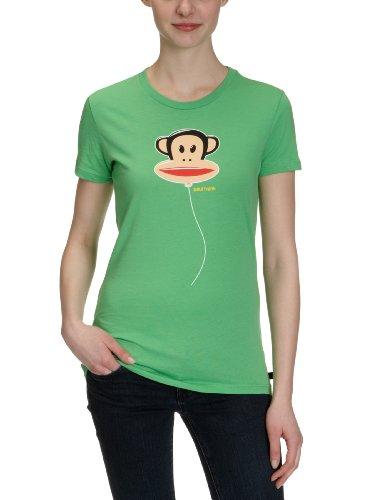 Paul frank t-shirt à capuche julius baloon pour femme Vert - Vert